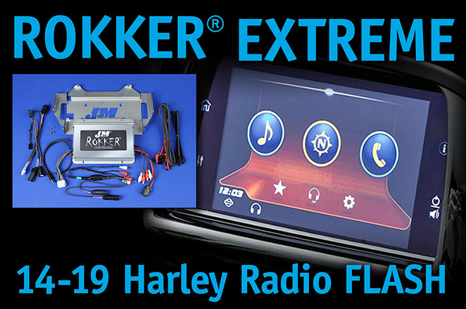 Harley Radio FLASH Made Easy