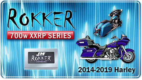 ROKKER 700w XXRP Series for 2014-2020 Harley