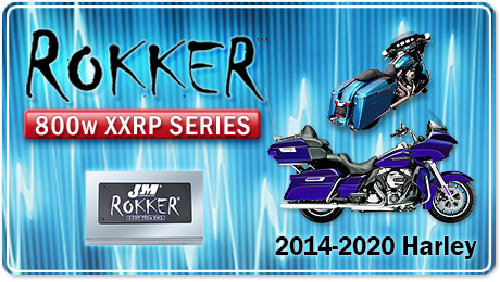 ROKKER 800w XXRP Series for 2014-2020 Harley