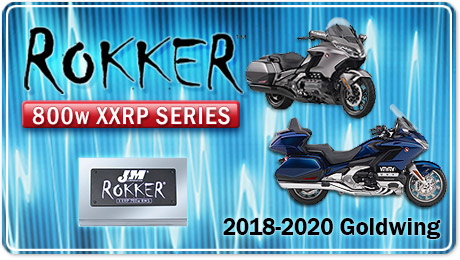 ROKKER 800w XXRP Series for 2018-2020 Honda Goldwing