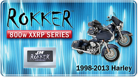 ROKKER 800w XXRP Series for 1998-2013 Harley