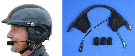 J&M High Performance Corded Headsets