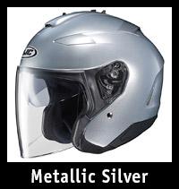 Wine, XX-Large HJC IS-33 II Open-Face Motorcycle Helmet
