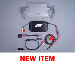 J&M Performance Series 200w 2-CH Amplifier Kit for 2014-2020 Harley Davidson StreetGlide, Ultra or Ultra Ltd.