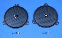 J&M Fairing Speaker Grill-set 2014-21 Harley® StreetGlide or Ultra/Ltd