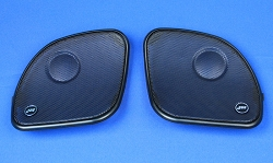 J&M Fairing Speaker Grill-set for 2015-21 Harley® RoadGlide