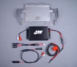 J&M Performance Series 200w 2-CH Amplifier Kit for 2014-2021 Harley Davidson StreetGlide, Ultra or Ultra Ltd