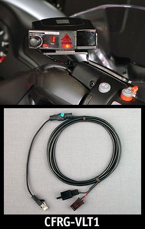 J&M Valentine One Radar Detector Harness Adapter for IntegratrV/CFBR/CFRG