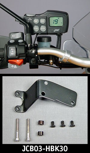 JMCB-2003-BW Mounting Bracket Kit for BMW GT/GS